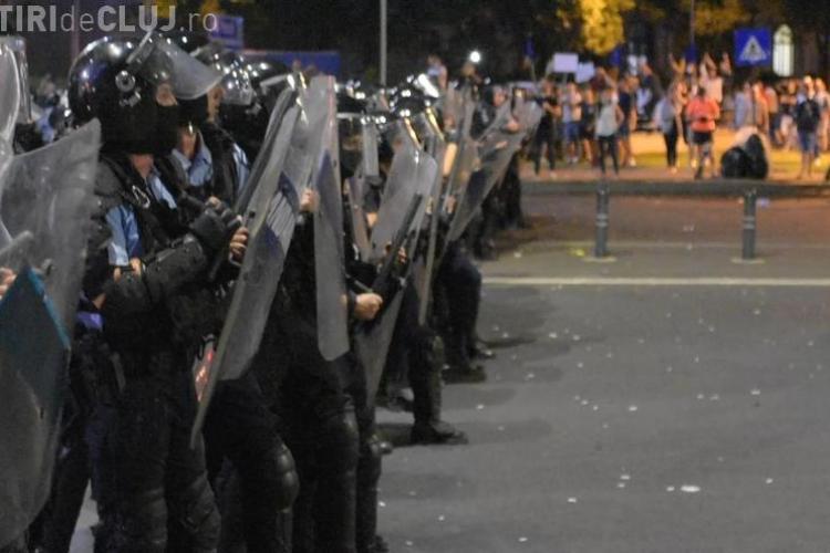 Jandarmeria a depus plângere la DIICOT și ACUZĂ o tentativă de LOVITURĂ de stat în 10 august