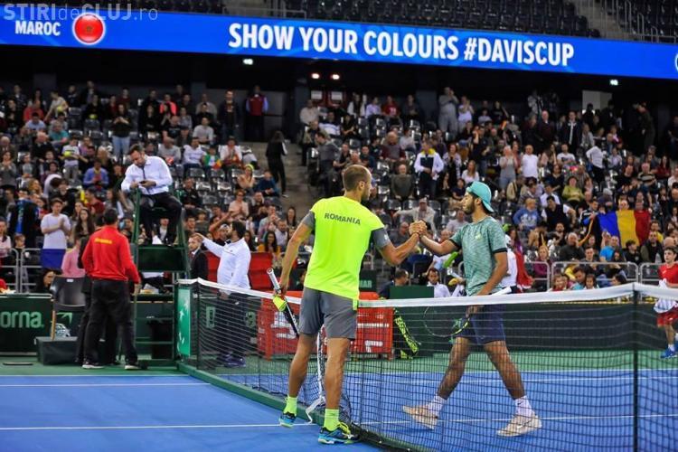 Elevii, studenții și pensionarii intră gratuit la meciul de tenis România - Polonia, de la Cluj