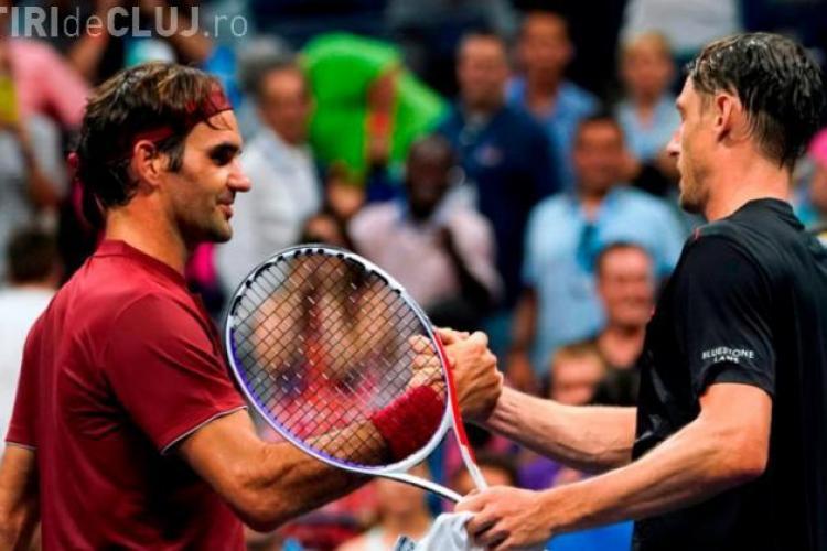 A pariat 140.000 de lei pe victoria lui Federer, dar a pierdut toți banii