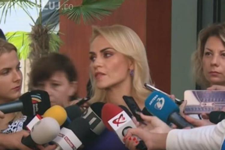 """Gabriela Firea: Carmen Dan mi-a spus că WhatsApp e uşor de interceptat: """"Doamna ministru, ne spionaţi?"""""""