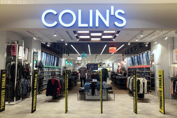 Brandul internațional Colin's a deschis primul magazin din Cluj-Napoca, la Iulius Mall (P)