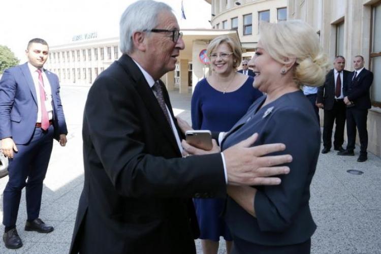 Ambasada Suediei, ironii pe Facebook după ce Dăncilă a ratat întâlnirea cu Juncker