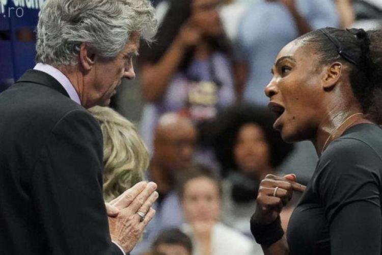 Ce a spus Cristian Tudor Popescu despre circul făcut de Serena Williams la US OPEN