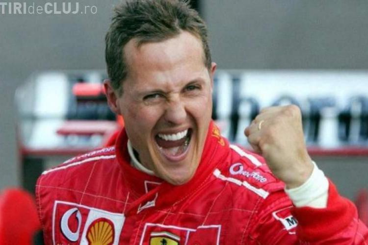 Fiul lui Schumacher, declaraţii emoţionante despre tatăl său