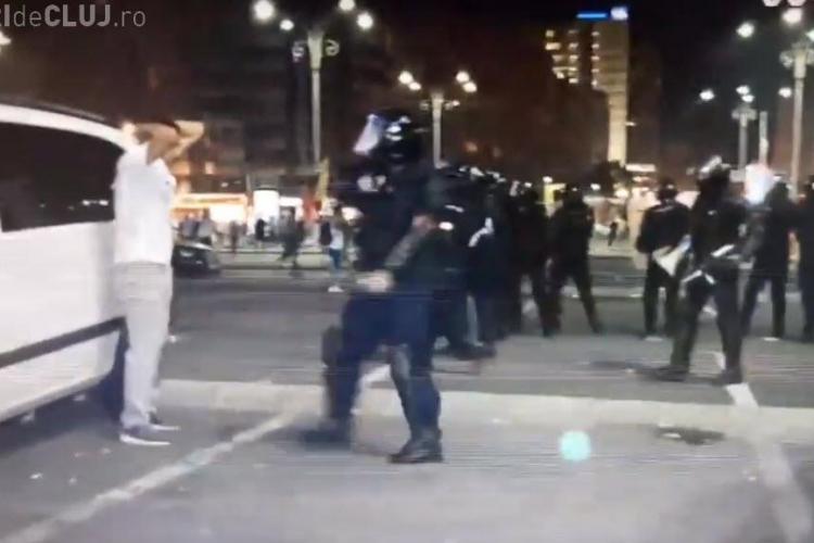 Șeful Jandarmeriei Române și fostul șef, puși sub acuzare în cazul mitingului din 10 august