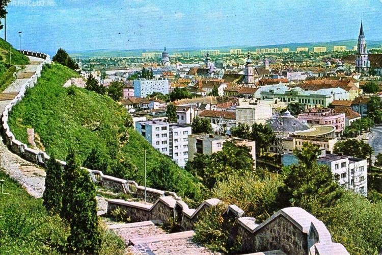 Cât de mult s-a schimbat temperatura în Cluj în ultimii 40 de ani