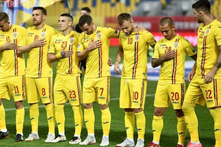 Debut dezamăgitor al României la Liga Națiunilor. Tricolorii au făcut 0-0 cu Muntenegru