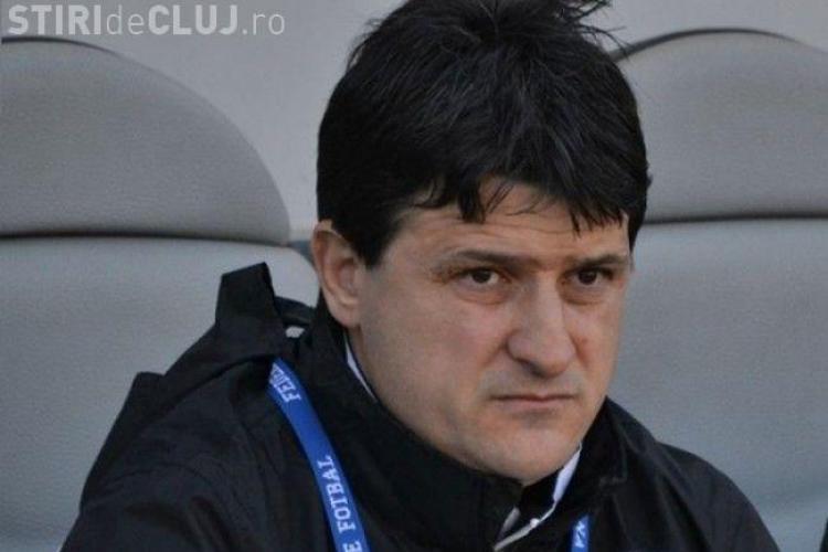 Adrian Falub, despre situația de la U Cluj: Am controlat partida cu Petrolul Ploiești