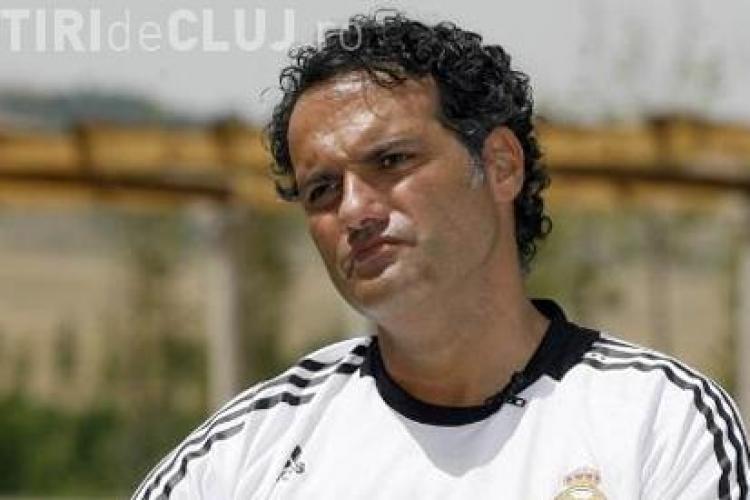 Antrenorul spaniol Juan Jose Maqueda a plecat din România. CFR Cluj nu-l vrea