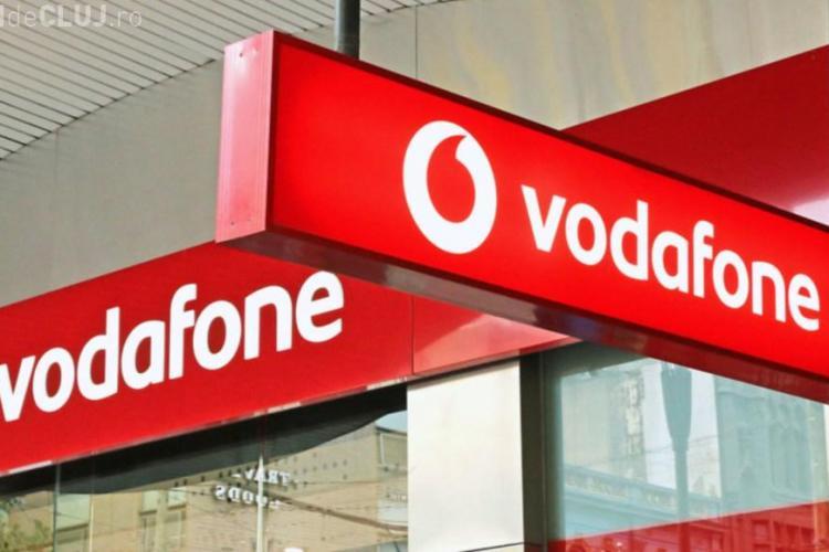 Vodafone face concedieri în România