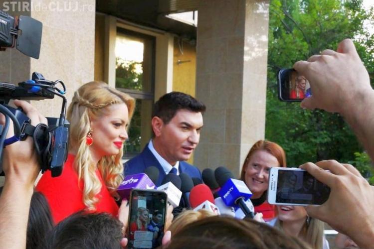 Cum a explicat Borcea de ce s-a căsătorit cu frumoasa Valentina Pelinel