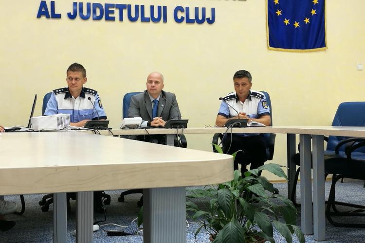 Cluj: În 2018, au avut loc 300 de accidente grave: 38 de morți și 300 de răniți