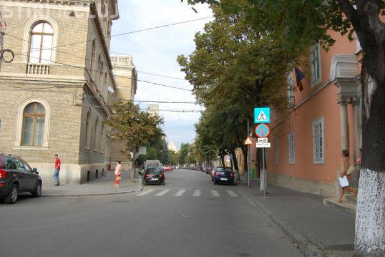 Strada Mihail Kogălniceanu va deveni pietonală, iar traficul va fi eliminat. Arhitecții au dat-o în filosofie
