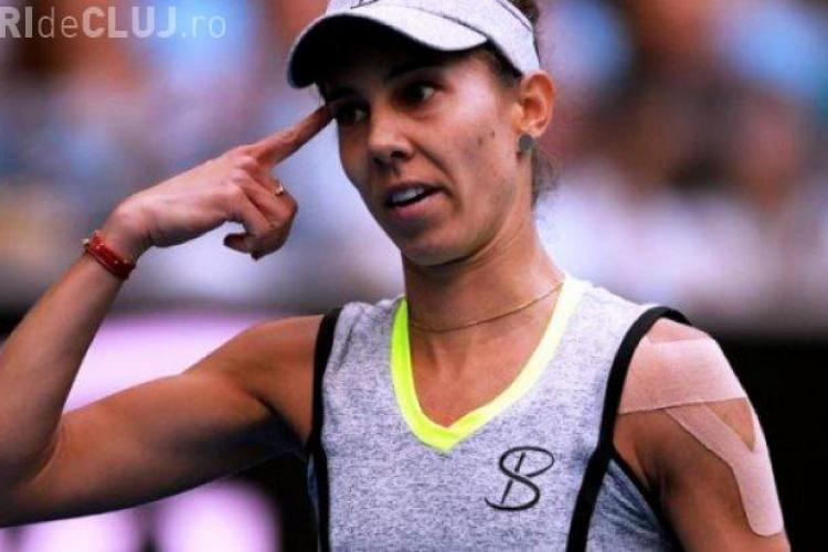 Mihaela Buzărnescu s-a retras de la US Open