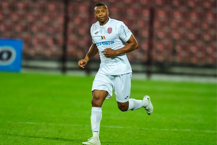 CFR Cluj nu renunță la Baptista (36 de ani), plătit regește