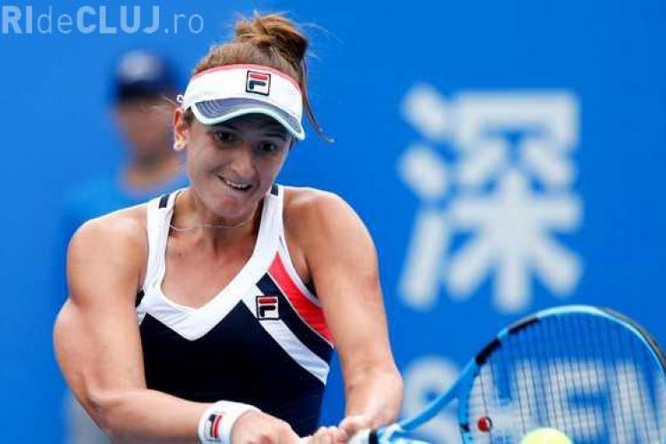 Ieșire impulsivă a Irinei Begu, la turneul de la Seoul: Du-te la Sharapova!