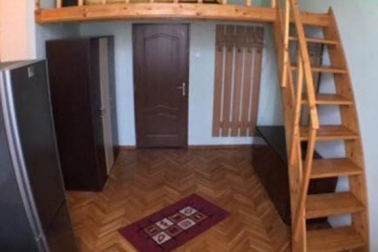 Super chirie pe strada Horea. 290 de euro pentru a sta cu patul în cap - FOTO