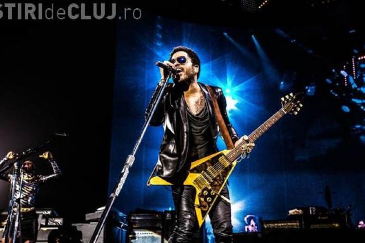 Lenny Kravitz, concert la Cluj în 2019
