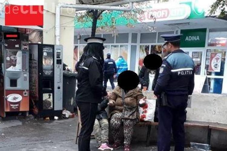 Controale de amploare în piețele Mărăști și Mihai Viteazu. Câte amenzi s-au dat într-o singură zi FOTO