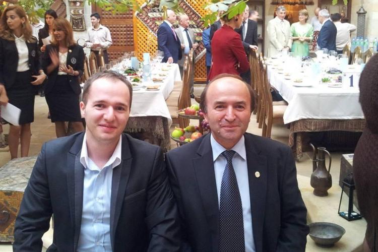 Juniorul ministrului Justiției, Tudorel Toader, nu a reușit să ia concursul de notar. Postul era pentru el