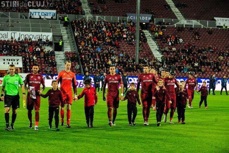 S-au împărțit funcțiile la CFR Cluj. Cum arată organigrama clubului