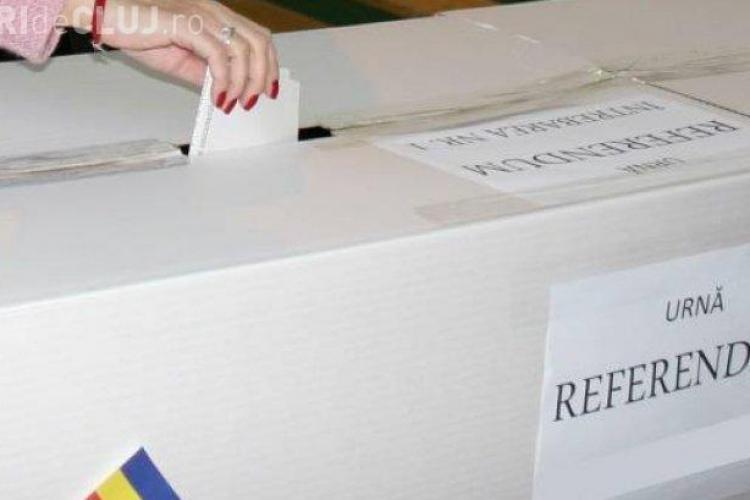 Clujul, locul 15 în topul județelor care au BOICOTAT Referendumul