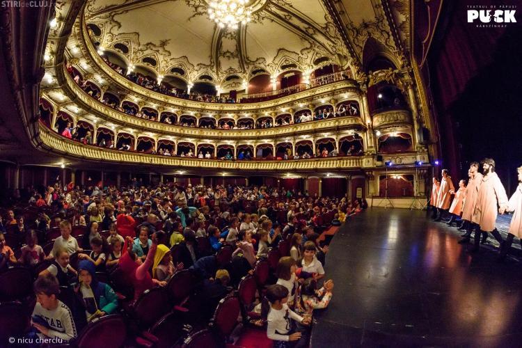 """9.000 de spectatori Festivalul Internațional """"Puck"""" 2018"""