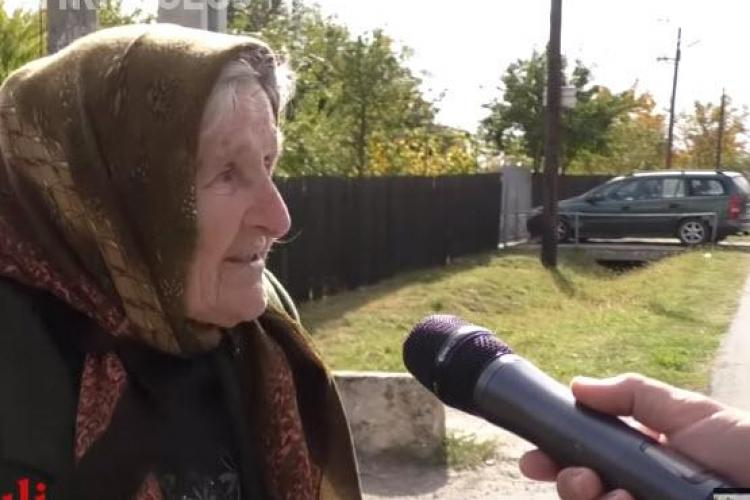 VIDEO VIRAL cu tanti Niculina, 85 de ani, despre referendum - VIDEO