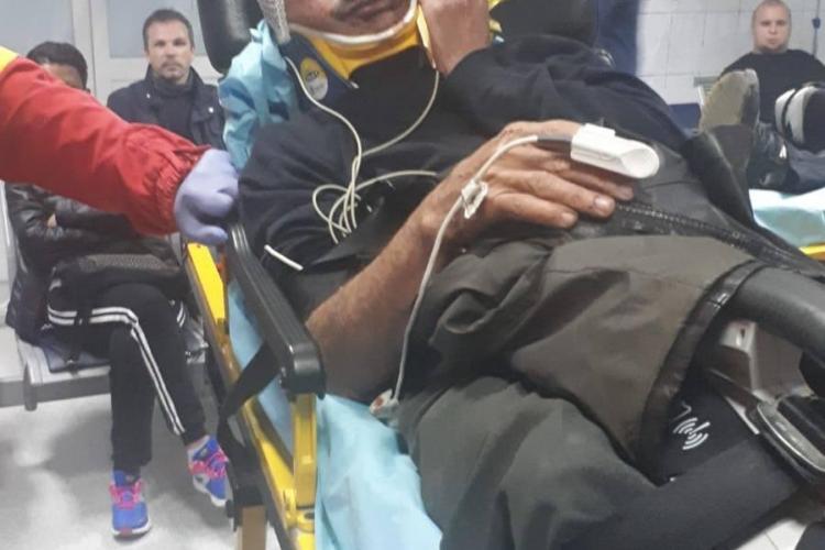 Cluj: Fost polițist și boxer a bătut crunt un țăran dintr-un sat clujean - VIDEO