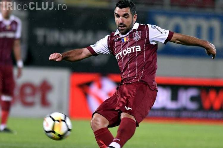Culio știa că Mitriţă va rata penalty-ul: Nu a fost 11 metri
