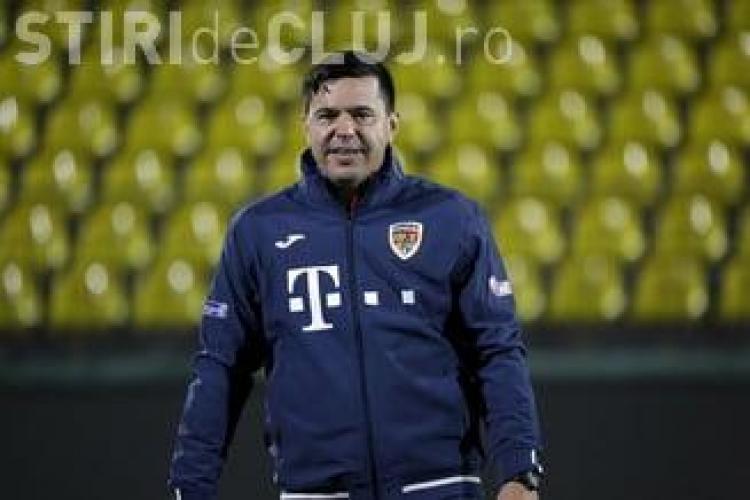 """Antrenorul Naționalei, Cosmin Contra, despre meciul cu Lituania: """"Au fost agasanți și debusolați"""" de lutuanieni"""