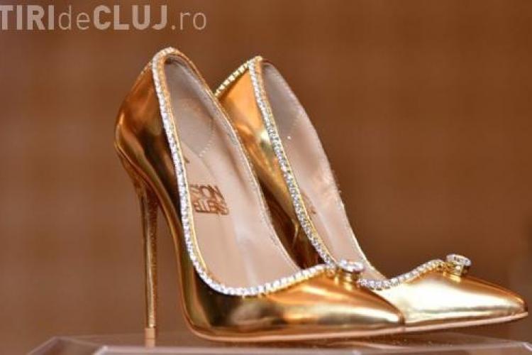 Cât costă cea mai scumpă pereche de pantofi din lume - VIDEO