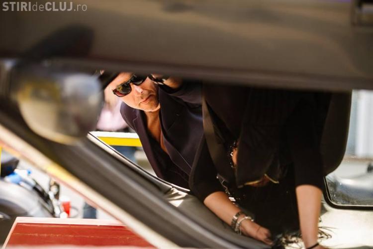 Sfaturile polițiștilor: Ce trebuie să faci când te răstorni cu mașina