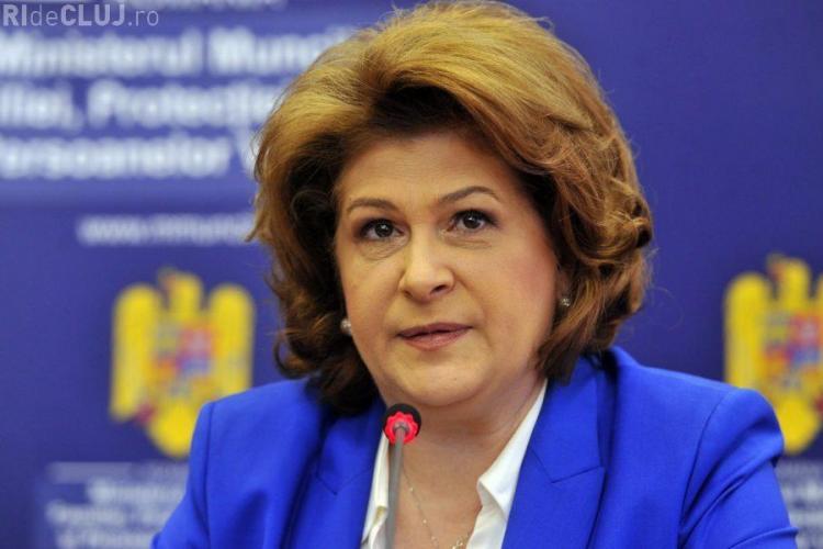 Primul demers al ministrului interimar al Educației. Ce a făcut Rovana Plumb