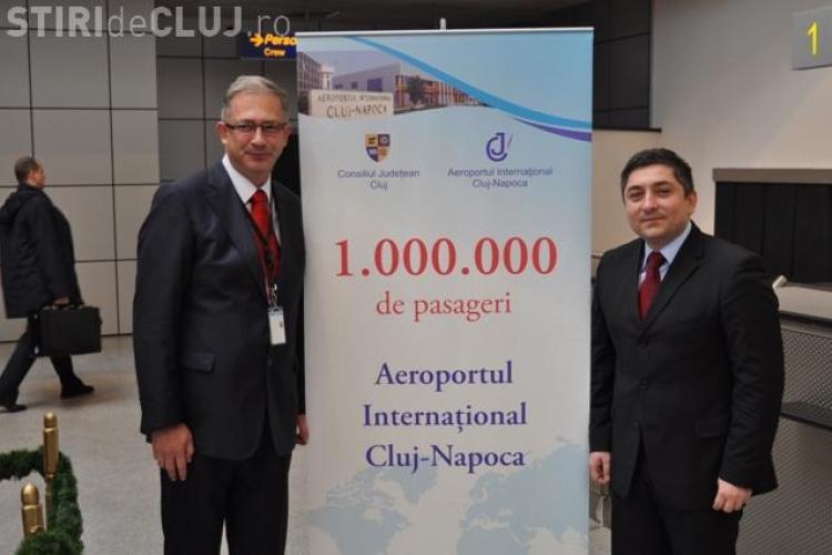 Alin Tișe a reclamat că la Aeroportul Cluj se pot produce oricând catastrofe aeriene
