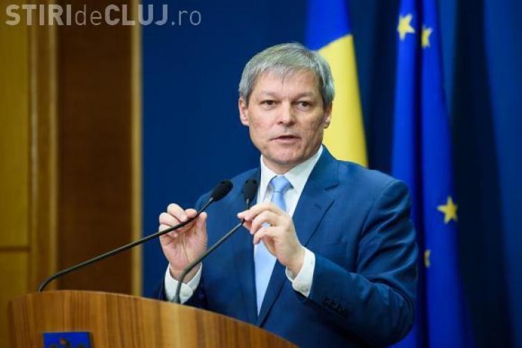 Dacian Cioloș: PSD și ALDE au lansat campania ROEXIT, de retragere a României din UE