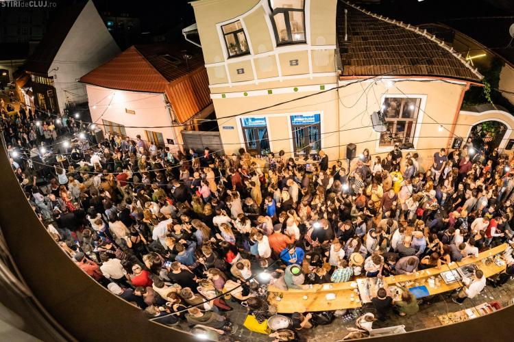 Noi concerte în centrul Clujului, la Jazz in The Street 2018. Vezi ce artiști vor cânta