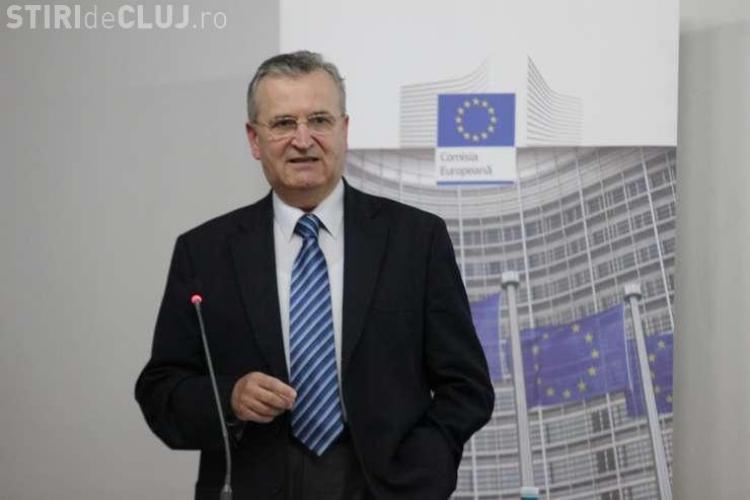 Fostul negociator şef al României cu UE, Vasile Puşcaş, despre RoExit: Politicienii să se trezească