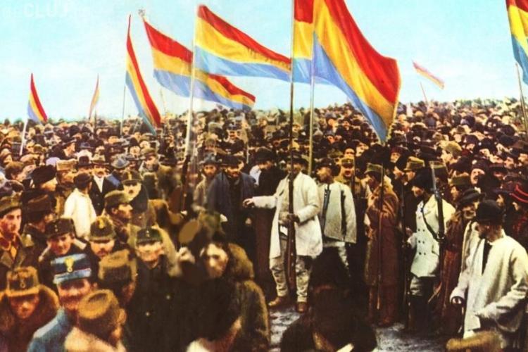 Consilierii PSD Cluj propun acordarea post-mortem a titlului de Cetăţean de onoare delegaților la Marea Adunare de la Alba-Iulia