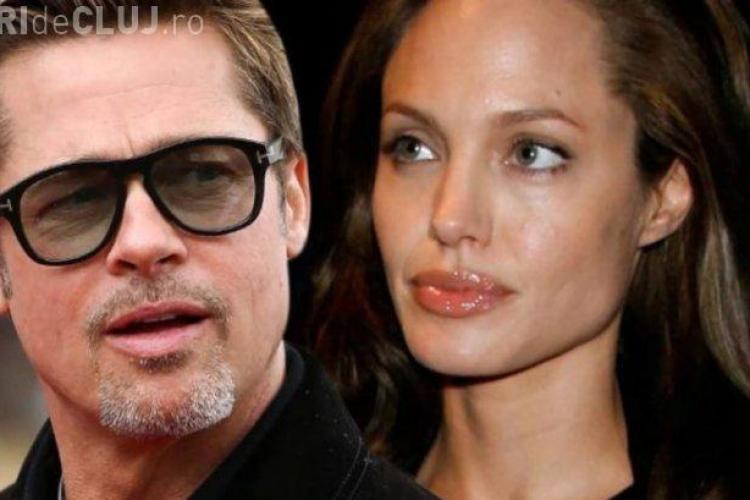 Cine ar fi femeia care l-a despărțit pe Brad Pitt de Angelina Jolie