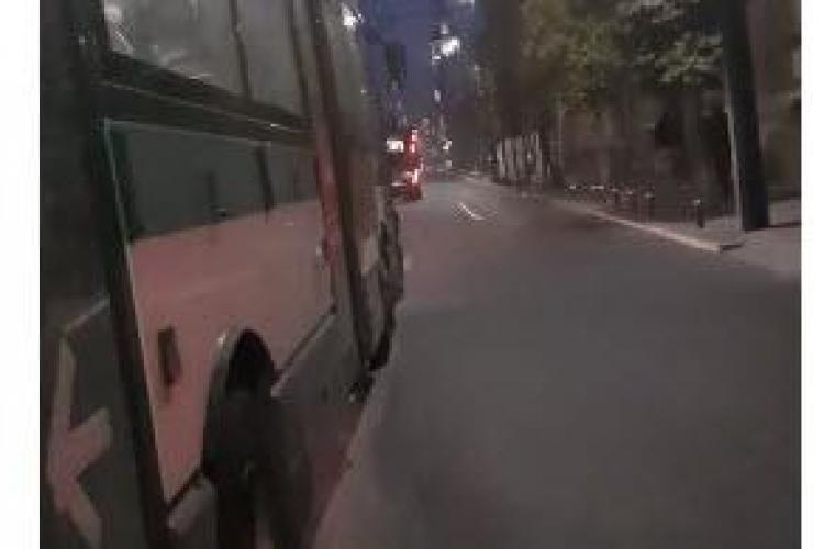 Cum să iei autobuzul când ești cu bicicleta - VIDEO