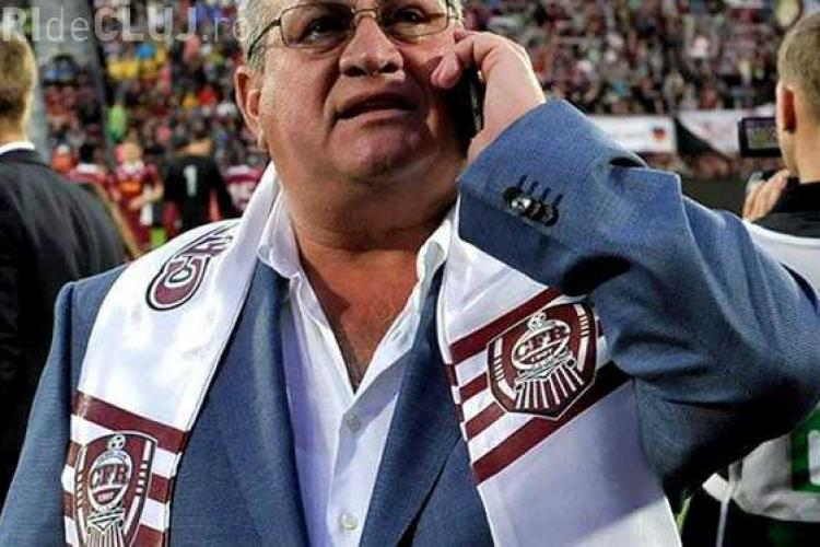 CFR Cluj l-a numit pe noul președinte