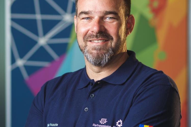 We are more than work! - Falk Pruscha, fost CEO al Star Transmission şi Star Assembly, ne împărtăşeşte impresiile experienţei sale în România