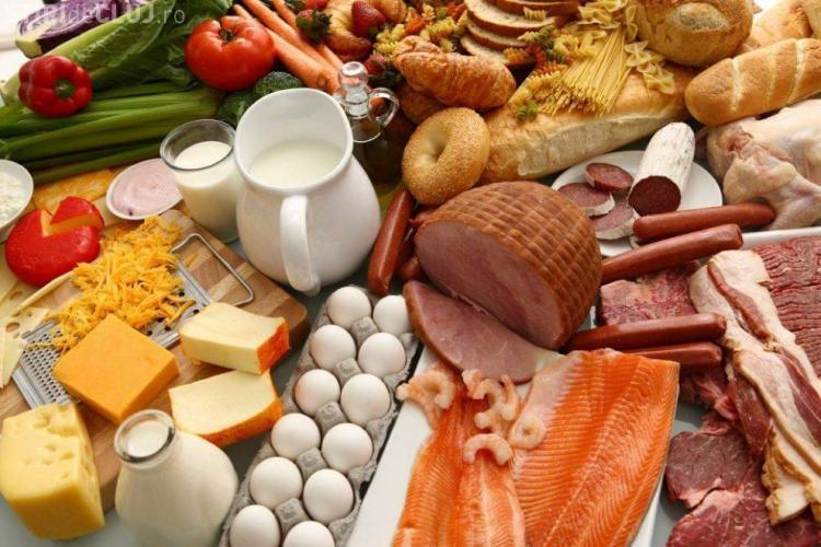 Ce alimente lipsesc din meniul românilor și care sunt consumate frecvent