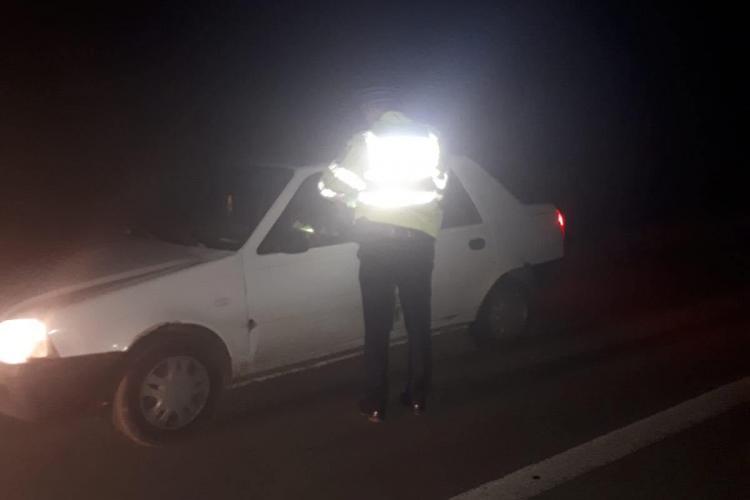 Razie de amploare în trafic, la Apahida. Câți șoferi beți la volan au fost prinși într-o singură seară FOTO
