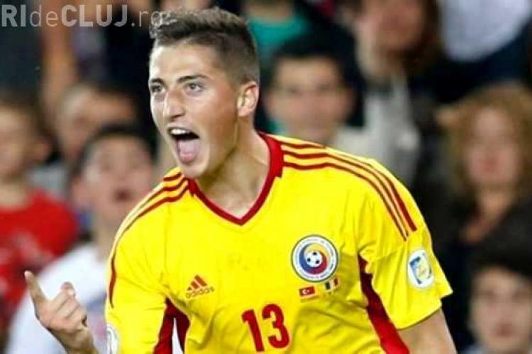 U Cluj ar VREA să-l transfere pe Gicu Grozav. Șansele sunt slabe