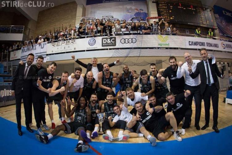 U Banca Transilvania a câștigat SuperCupa României