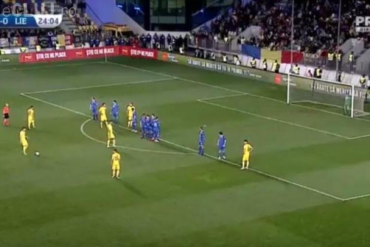 Janis Hagi comparat cu Messi de presa străină după un gol fantastic - VIDEO