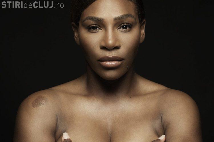 Serena Williams renunță la haine pentru o cauză nobilă VIDEO