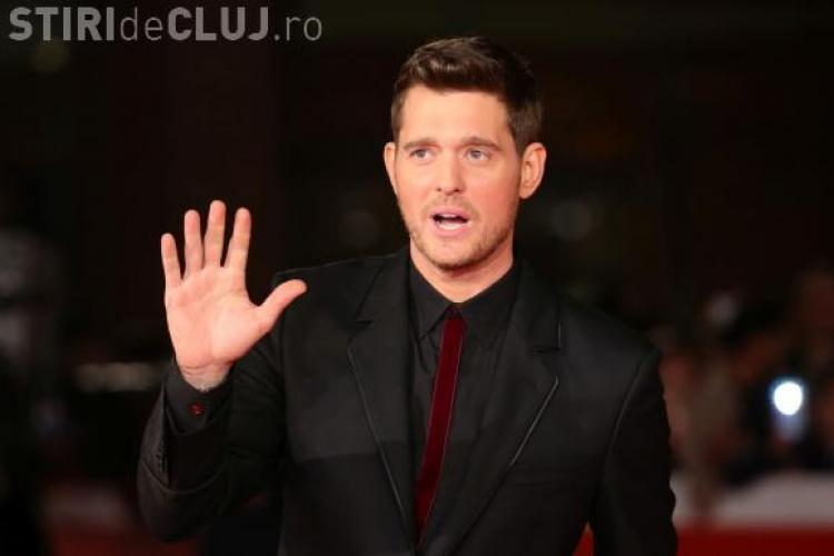 Michael Buble se retrage din muzică